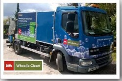 Wheelie Clean Service Arrives at South Oxfordshire and Vale of Whitehorse